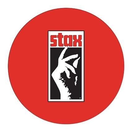 Amazon.com: Stax Records – rojo Tocadiscos alfombrilla ...