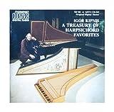 Treasury of Harpsichord Favorites