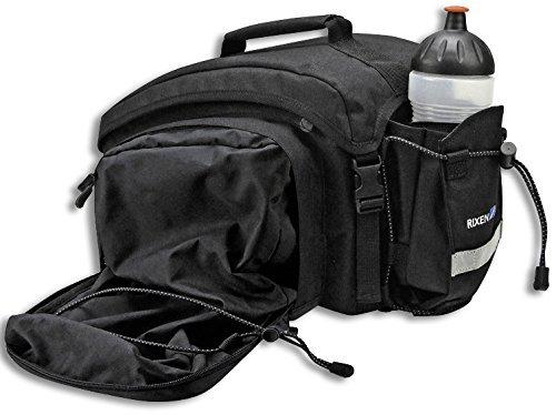 Rixen & Kaul Rackpack 1 Plus Carrier Bag - Blue by Rixen & Kaul
