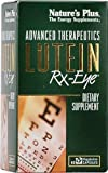 Nature's Plus Advanced Therapeutics Lutein Rx-Eye® -- 60 Vegetarian Capsules - 2PC