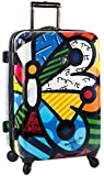 Britto 26'' Spinner Suitcase