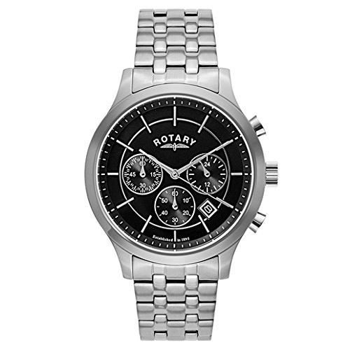 ROTARY Chronograph Men's Quartz Watch GB03633-04