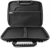 """Used Drive Logic Hard Carrying Case for 11/"""" MacBook Air 11.6/"""" Chromebook Models"""