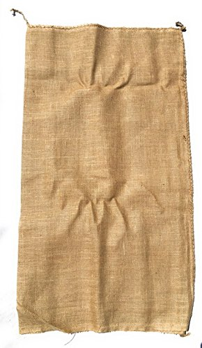 Burlap Sack for Gunny Sack Races. Comes with 4 Potato Sacks. Suitable for Adults. (Where To Find Burlap Bags)