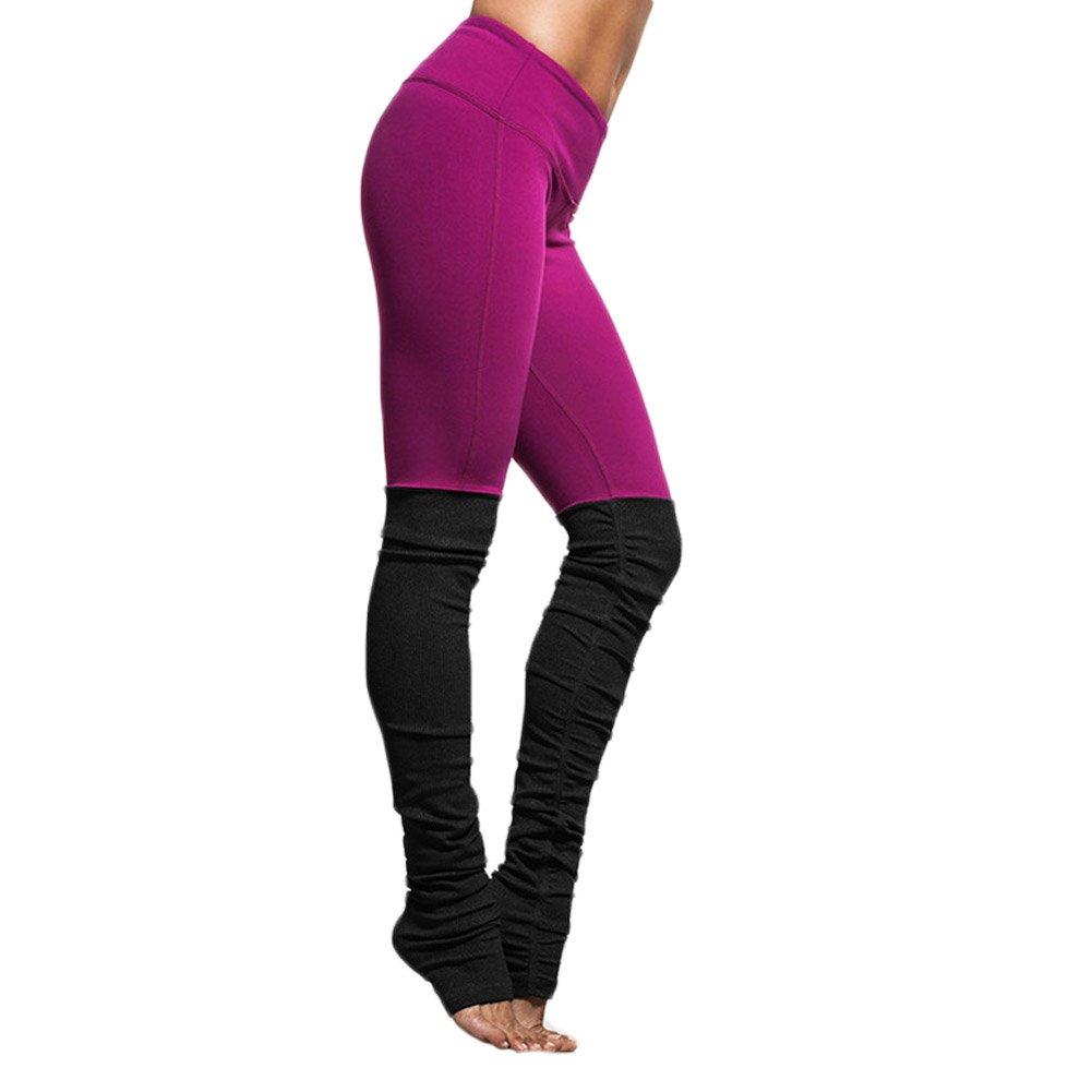GITVIENAR niña Yoga Pantalones fina Stretch Sport piruleta ...
