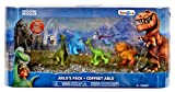 Disney The Good Dinosaur Arlo's Exclusive Mini Figure 6-Pack [Nash, Poppa, Arlo, Bubbha, Will & Downpour]