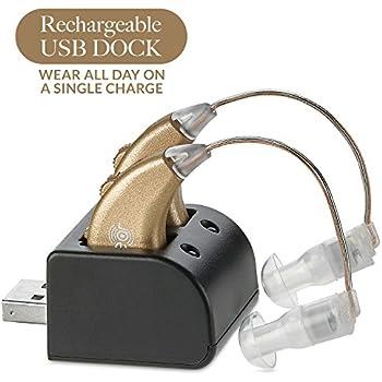 Amazon com: R&L Hearing Amplifiers 18A, Digital Sound Amplifer