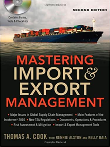 Book Mastering Import & Export Management (Agency/Distributed)