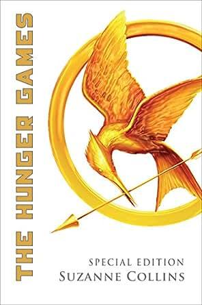 Hunger games book set amazon