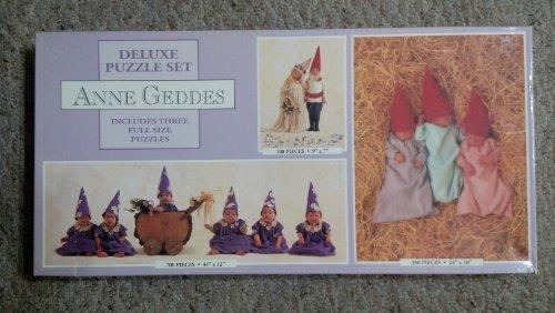 salida para la venta Anne Geddes deluxe puzzle set set set by Anne Geddes  marcas de moda