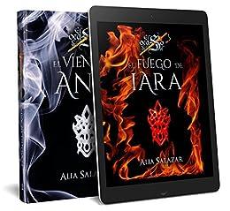 El fuego de Iara; El viento de Ania (PRIMER PACK DE DOS TOMOS DE
