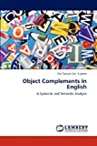 Object Complements in English, Sujatna Eva Tuckyta Sari, 3659298344
