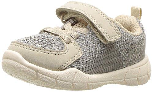 carter's Boys' Avion-B Athletic Sneaker, Khaki, 8 M US Toddler ()