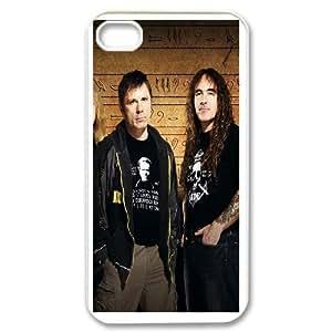 Generic Case Iron Maiden Band For iPhone 4,4S G7Y6678724 wangjiang maoyi