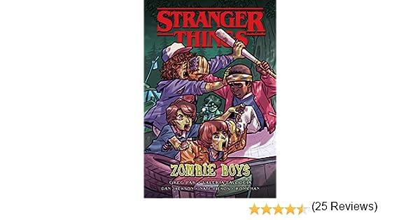 Stranger Things: Zombie Boys (Graphic Novel) (English Edition ...