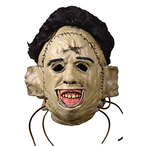 Leatherface Texas Chainsaw Massacre Killing 1974 Men's Costume Mask - Texas Chainsaw Massacre 1974 Costume
