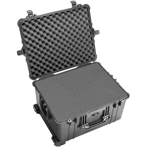 1620 Case with Foam (Black) [並行輸入品] B07MQHM9PY