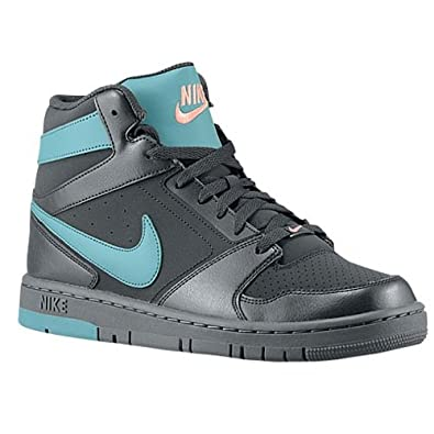 Image Unavailable. Image not available for. Color  Nike Prestige Iv High  Black mnrl ... 52aa201288
