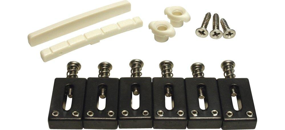Tusq PX-8000-00 - Conjunto de silletas para guitarras tipo Telecaster (espaciado de 5,24 cm): Amazon.es: Instrumentos musicales