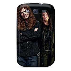 Samsung Galaxy S3 CBS18001hdvS Customized HD Avenged Sevenfold Pictures Scratch Protection Hard Phone Cover -DrawsBriscoe