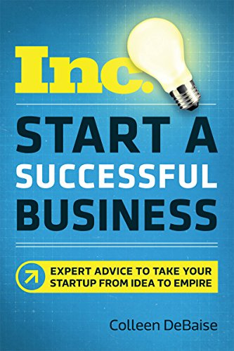 Start a Successful Business (Inc.): Expert Advice to Take Your Startup from Idea to Empire (Inc. - Parker Warby Amazon