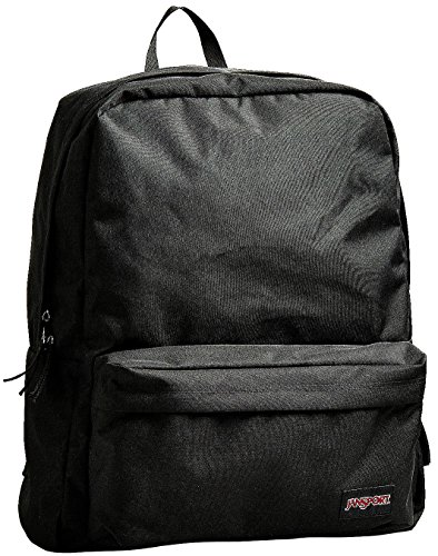 JanSport X Superbreak Extra-Large Backpack (Black) (Oversized Jansport Backpack)