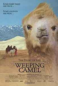 The Story of the Weeping Camel Movie Poster (27 x 40 Inches - 69cm x 102cm) (2003) Style B -