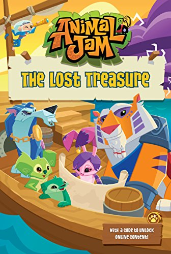 The Lost Treasure #4 (Animal Jam)