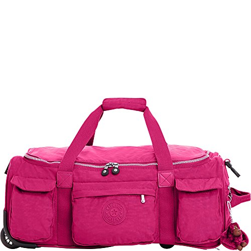Kipling Women's Discover S, Very Berry by Kipling