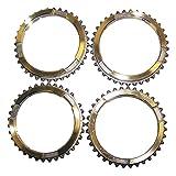 Crown Automotive  J8132378 Block Ring Set - 4 Piece
