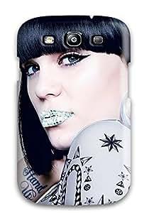 High Grade Heimie Flexible Tpu Case For Galaxy S3 - Jessie J Lip Jewelry People Women