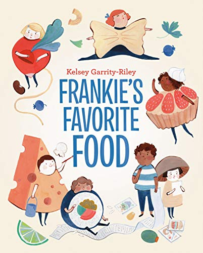 Frankie's Favorite Food por Kelsey Garrity-Riley