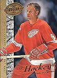 Gordie Howe Hockey Card (Detroit Red Wings, Mr. Hockey) 2008 Upper Deck #UD34