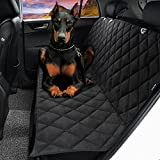 "EVELTEK Luxury X-Large Dog Seat Cover (60""x58"")"