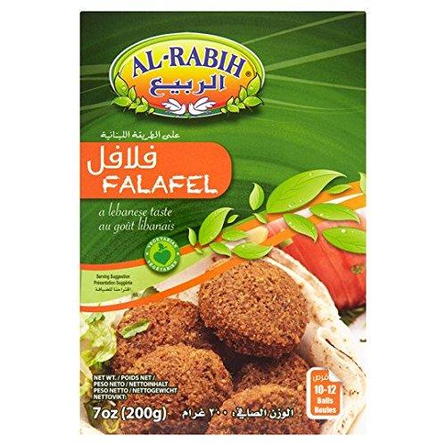 Al libanés Rabih Falafal Mix 200g/7 oz - 2 Pack: Amazon.es: Alimentación y bebidas