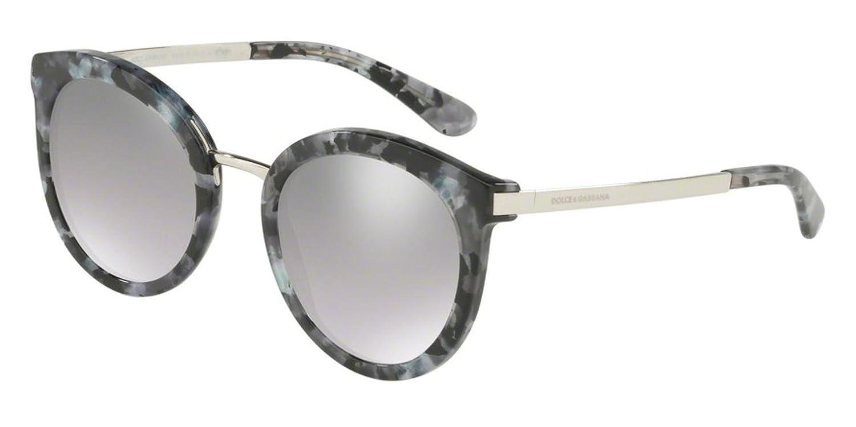 Sunglasses Dolce /& Gabbana DG 4268 F 31326V CUBE BLACK//SILVER