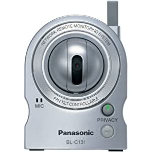 amazon com panasonic bl c131a network camera wireless 802 11 rh amazon com Panasonic.comsupportbycncompass Panasonic Owner's Manual
