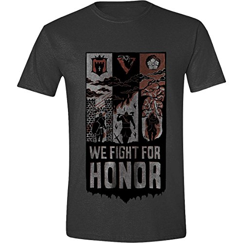 - Merchandise 24/7 for Honor T-Shirt - We Fight for Honor (XL)