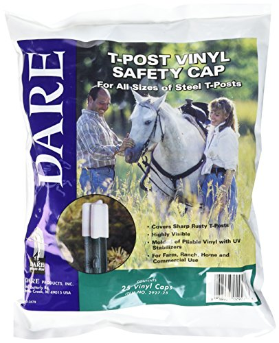 DARE PRODUCTS 2927 T-Post Safety (T-post Top)