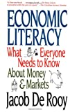 Economic Literacy, Jacob De Rooy, 0517886839