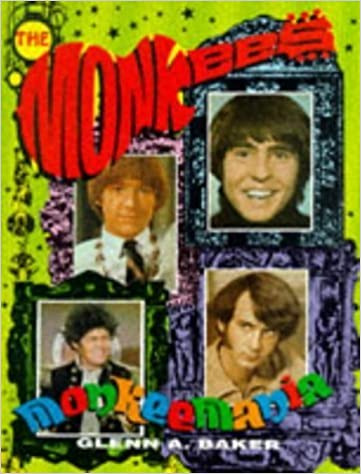Book Monkeemania: The True Story of the Monkees by Glen A. Baker (1994-09-03)