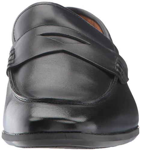 Pictures of umi Boys' Abbott II Loafer Black 39 Black 39 EU/6.5 M US Big Kid 6