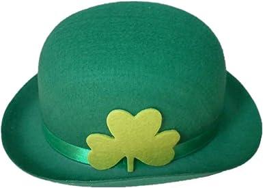 TENDYCOCO Gorra Festival Irlandés Decoración Sombrero Día de San ...