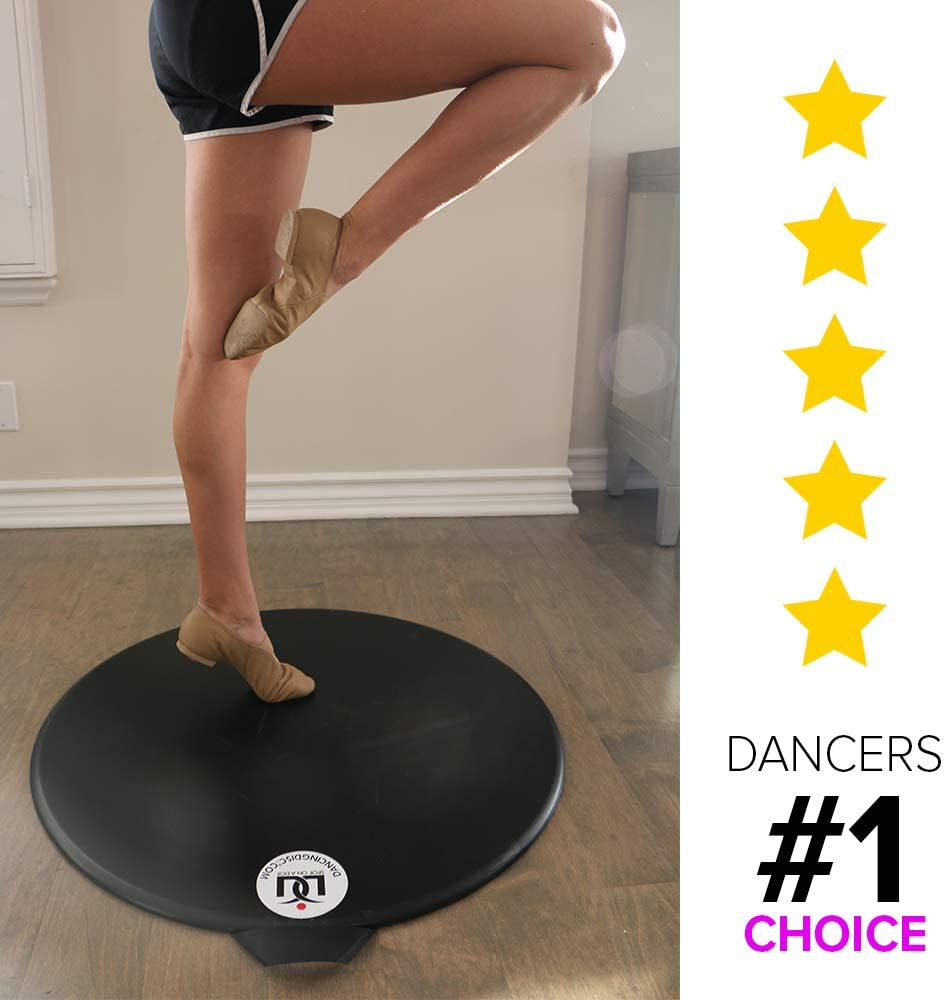 Portable dance floor with pro Marley material