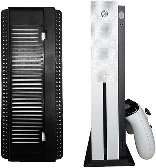 Lorsoul - Soporte de plástico para Consola Xbox One S (Antideslizante): Amazon.es: Hogar