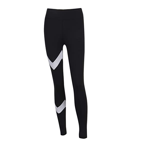 Amazon.com: 2019 New Women Yoga Pants Legging Athletic Women ...