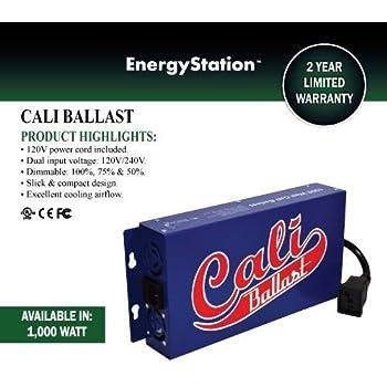 Amazon Com Energystation Cali Ballast 1 000w Garden
