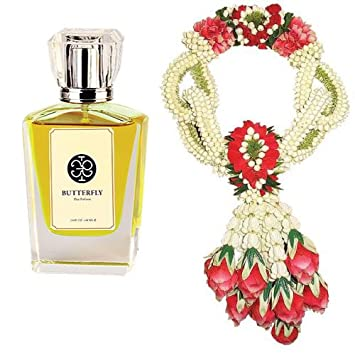 Amazon.com : Thai Perfume, Thai Jasmine Garland Scent (Eau De Parfum for Unisex with Original Thai Classic Style Scent, the Most Unique and Amazing) (60 ml.