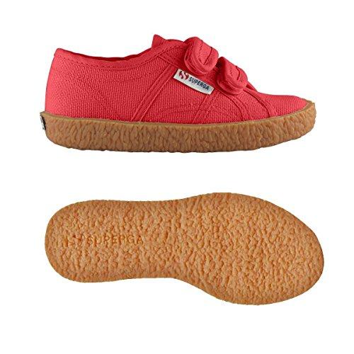 Schuhe Le Superga - 2750-naked Covj - Kind - Paradise Pink - 22