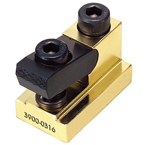 HHIP 3900-0315 Pro-Series 4 Piece 1/2'' T-Slot Clamping Nut Kit by HHIP